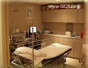 GCSJ Services: Endoscopy Procedure Room